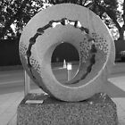 A Sculpture in Perth by kalaryder