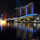 Marina Bay Sands. Singapore. by Ralph de Zilva