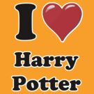 I Heart Harry Potter by HighDesign