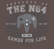 Property of N64 T-Shirt