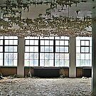 Abandoned Pennsylvania: Scranton Lace Factory by Cheri Sundra