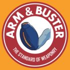 Arm & Buster  by metrokard