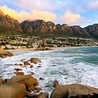Camps Bay Sunset by Cameron B