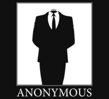Anonymous by Thomas Jarry