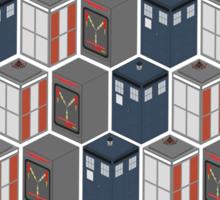 Total Time Tessellation Sticker