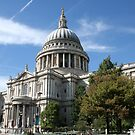 St. Paul's Cathedral  by hjaynefoster