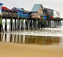 Old Orchard Beach, Maine by fauselr