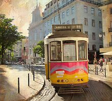 Enjoying Lisbon by rentedochan