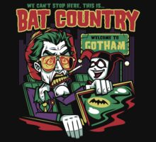 Harley's Bat Country Kids Clothes