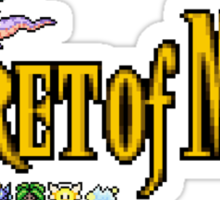 Secret of mana Sticker
