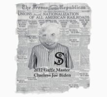 Clueless Joe Biden by klentz