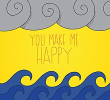 You Make Me Happy by Levi Bethune