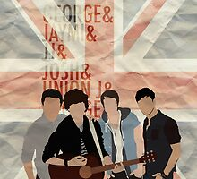 &Union J by roonilwazlib
