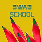 Swag School Gold Case by EducatedTruth