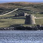 The Broch of Mousa by cullodenmist