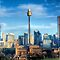 The Tower - Sydney Tower, Sydney, New South Wales by Mark Richards