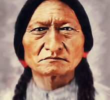 Chief Sitting Bull by JohnDSmith