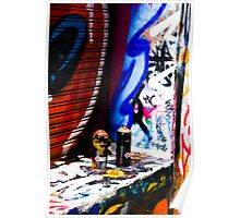 Spray Cans 2 Poster