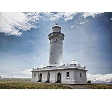 Macquarie LIghthouse Photographic Print