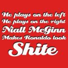 Niall McGinn by dollydigital