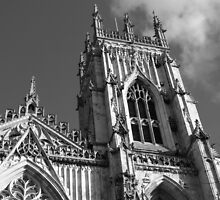 York Minster by tom1502