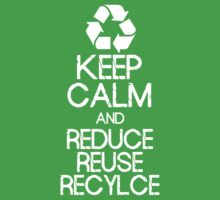 Reduce, reuse and recycle.  by Warlock85