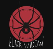 Black Widow by vivianz