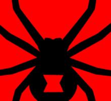 Black Widow Sticker