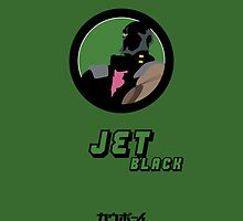Cowboy Bebop - Jet (iPhone) by Adam Angold