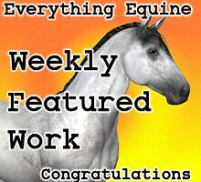 Everything Equine weekly banner by LoneAngel