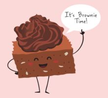 BROWNIE TIME! by AnishaCreations