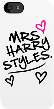 One Direction - Mrs. Harry Styles by LemonScheme