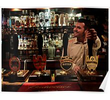 What's on tap? - The Old Brewery Tavern Poster