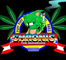 chronic the hedgehog by mouseman