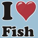 I Heart Fish by HighDesign