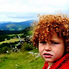 Child portrait, Cader Idris  by melek0197