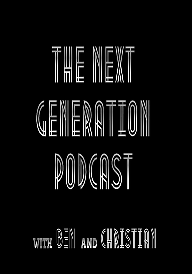 The Next Generation Podcast Design 2 by The Next Generation Podcast