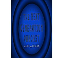 The Next Generation Podcast Design 1 Photographic Print