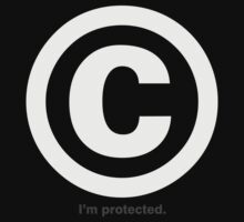 Copyright - I'm Protected by David Ayala