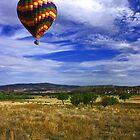 Hot Air Balloon by Netsrotj