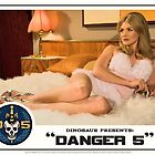"Danger 5 Lobby Card #1 - ""The fruit is ripe but the tree is yet to be harvested"" by Danger Store"