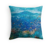 MT.WELLINGTON VIEW Throw Pillow