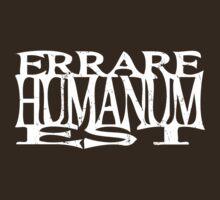 errare humanum est by neizan