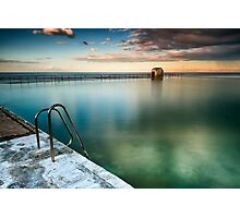 Merewether Pool Photographic Print
