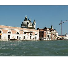 View on Venice  Photographic Print