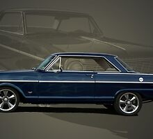 1963 Chevy II Nova by TeeMack