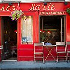Paris: Chez Marie by Jacinthe Brault