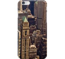 New York City Architecture iPhone Case/Skin
