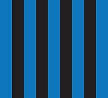 Inter Phone Cover by Matt Burgess