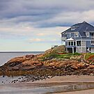 Cape Ann Beach House by Jack Ryan